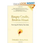 Empty Cradle, Broken Heart, Surviving the Death of Your Baby, Deborah L. Davis, Ph.D